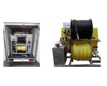 76301 Masina de spalat cu presiune tip Rojet 30/130 Lehmann,putere motor 9.5 kW , presiune 130 bar , debit 30 l/min