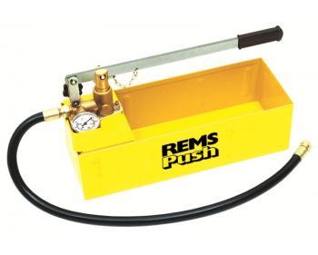 Pompa verificare presiune instalatii Rems Push , cod 115000 , presiune 60 Bar