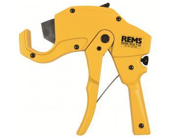 REMS ROS P 42,foarfeca manuala pentru tevi plastic cod 291250