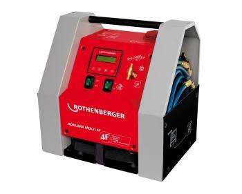 Echipament complet automatizat pt. instalatii climatizare Rothenberger , cod 1000000138