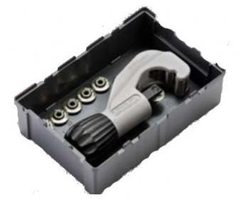 Taietor teava din inox Tube Cutter 35 Inox +Role de schimb , Robox ,  Rothenberger , cod 1000002222