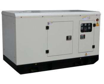 AGT 36 DSEA Generator curent trifazat  , putere motor 36 kVA , diesel , motor 4 cilindri , cu bujii incandescente si preincalzire lichid