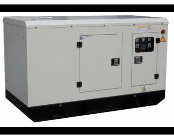 AGT 22 DSEA Generator curent trifazat ,  putere motor 22 kVA , diesel , cu bujii incandescente si preincalzire lichid