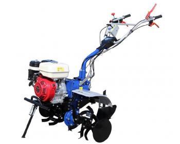 Motocultor AGT 9000 Premium motor Honda GX340 11.0 HP pe benzina cu ghidon reglabil orizontal si vertica