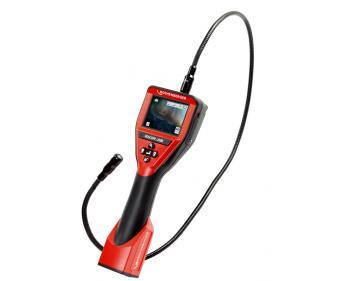 CARACTERISTICI      Monitor touchscreen usor de utilizat si meniu simplu     Cap video cu autorevenire     Inregistrarea si redarea inspectiei video (AVI) sau foto (JPEG)     Cap video rezistent la apa clasa IP 68