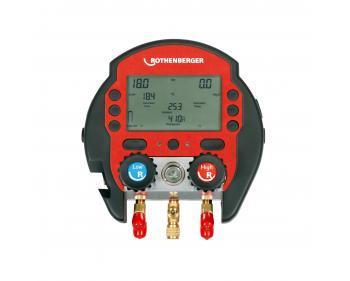 Manifold digital ROCOOL 600 Rothenberger cu 1 senzor de temp. cod 1000000569
