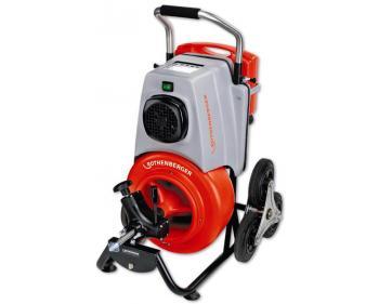 Masina electrica desfundat conducte 50 125 mm rospeed 3f rothenberger