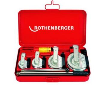Masina indoit teava cupru ROBEND H+W Plus 1/2-3/4 Rothenberger