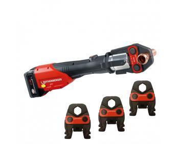 Masina sertizat electrohidraulica romax 4000 set th 16 20 26