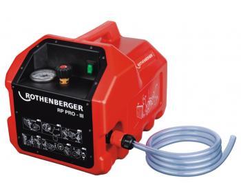 RP PRO III   Rothenberger  61185 Pompa electrica de testare presiune