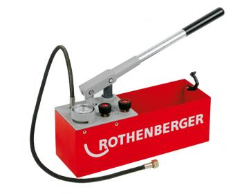 60200 Pompa testare presiune RP 50-S Rothenberger