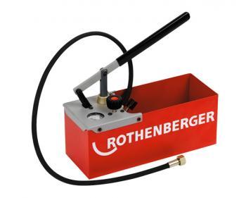 60250 Pompa verificare presiune instalatii TP 25 Rothenberger