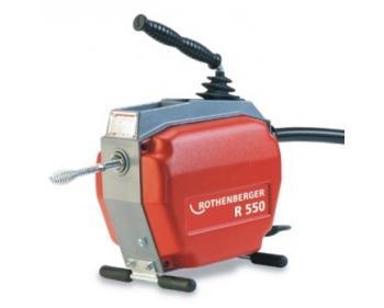 Rothenberger R550 Masina electrica desfundat canalizare , cod 1000000149