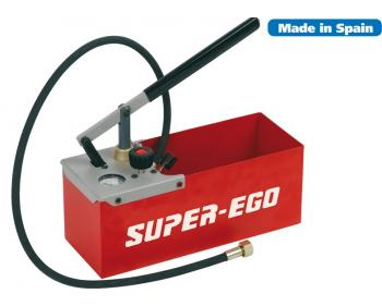 Pompa de testare presiune in instalatii 120 Bar Super Ego By Rothenberger , cod 1000001903