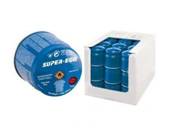 BTP C200 PRO / 190 ml Supergaz cartus de gaz cu valva tip membrana , cod 1500001065
