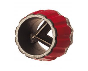 Debavurator tip tambur Virax , pt. tevi PVC si PEHD, debavurare interioara/exterioara , 6-40 mm ,  cod 221250