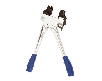 Dispozitiv împingere manşon fiting pe ţevi plastic (PEX) , set 16- 20- 25- 32 mm Virax , cod  253300