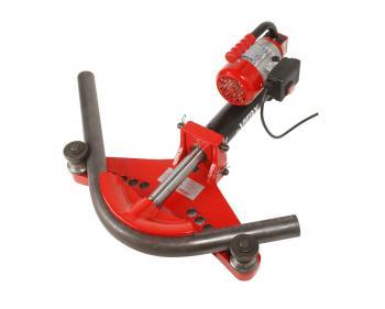Masina de indoit hidraulica electrica 3/4-2 pentru tevi de gaz cu rama deschisa , virax , cod 240843