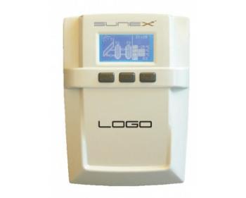 Automatizare solara pentru pompe cu turatie variabila Sunex, LOGO PWM, display LCD