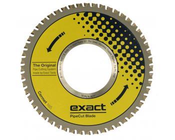 Cermet 165 Exact Tools Disc pentru pentru aplicații grele, în special pentru tăierea oțelului inoxidabil și acid rezistent