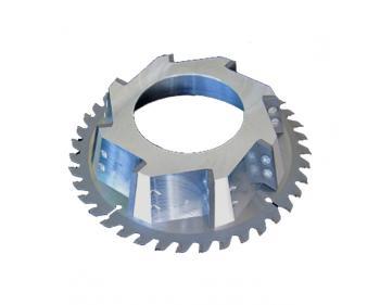 Cut Bevel blade Exact Tools Disc pentru materiale  plastice PE, PP, PVC