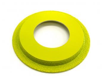 Diamond Cut Bevel disc Exact Tools Disc pentrua tăia și contura tevi din fontă și plastic într-un singur proces