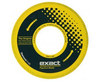 Diamond X165 Exact Tools Disc pentru tăierea fontei și a țevilor ductile