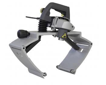 Pipe Bevel 220E System Exact Tools Pulverizator pentru țevi profesionale pentru aplicații de sudură la fața locului