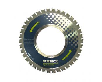 TCT Z140  Exact Tools Disc cu dinti din carbura pentru tăierea oțelului, cuprului, aluminiului și materialelor plastice