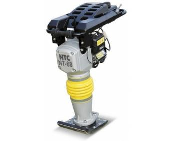 Mai compactor NT68 NTC, motor Honda GX120, putere motor 4CP, greutate 68kg, CEHIA