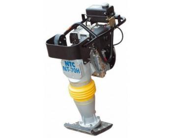 Mai compactor NT70H NTC, motor HATZ Diesel 1B20, putere motor 4,6CP, greutate 70kg, CEHIA