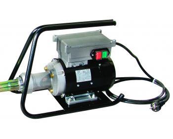 Vibrator beton AGT EV 2000 electric,putere motor 1.5kW,turatie 2.750rpm