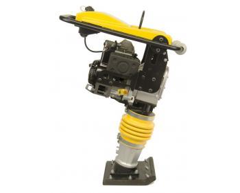 Mai compactor HY-RM80L Hyundai cu forta de compactare 10kN si putere motor 4 CP