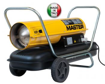 Master B 100 CED tun caldura motorina profesional