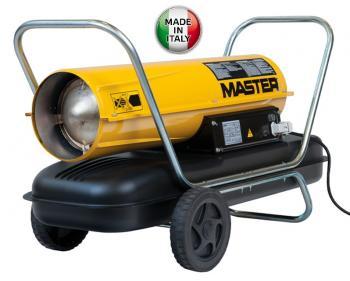 B 150 CED Master tun de caldura pe motorina industrial
