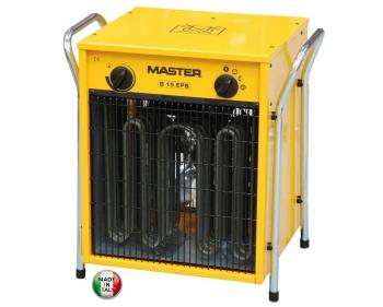 Master B 15 EPB incalzitor electric industrial