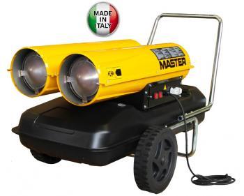 Master B 300 CED generator aer cald cu 2 tuburi