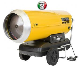 B 360 Master generator aer cald pe motorina , inalta presiune