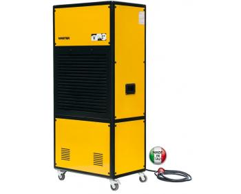 Dezumidificator de mare capacitate DH 7160 Master cu volum de aer circulat 1700 m³/h si putere 2820 W