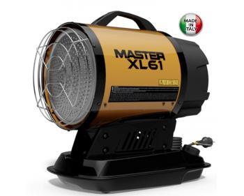 XL 61 Master Tun de aer cald cu infrarosu pe motorina