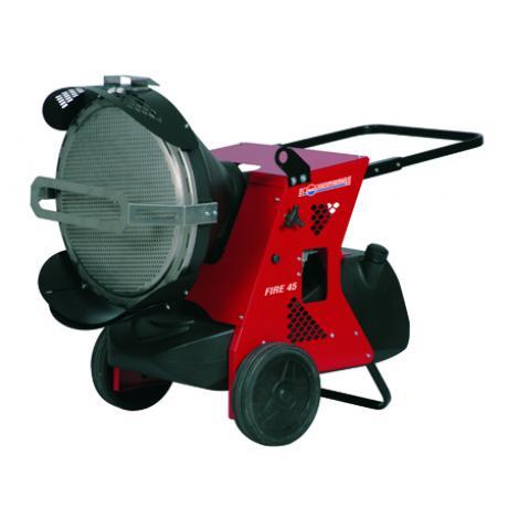 Generator de aer cald cu infrarosu FIRE 45 T1 Biemmedue