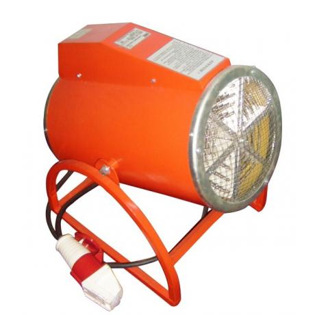 Tun electric de caldura AEC 15 , debit aer 1.150 mc/h