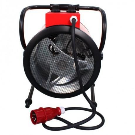 TZB 15 Zobo Tun de caldura electric 15 kW , debit aer 1300 mc/h