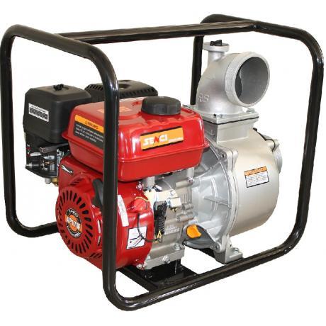 SCWP 100 A  Senci  Motopompa apa curata ,  tip motor SC170FB , putere nominala 7.5 Cp